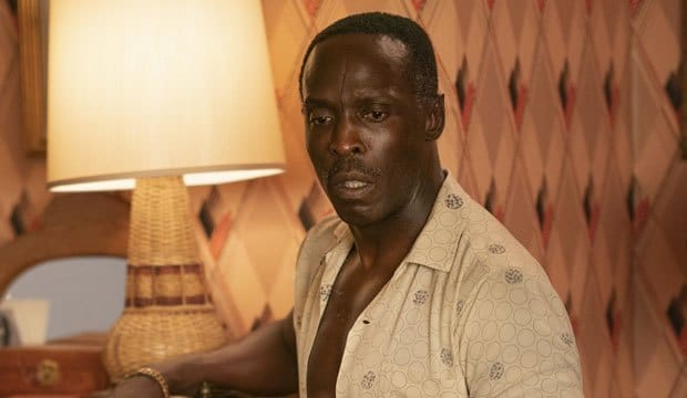 michael k williams - lovecraft country