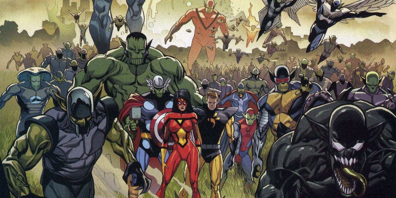 Exciting New Tidbits on the Evil Skrulls in Secret Invasion Unearthed