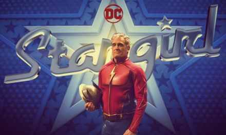 Stargirl: Exciting First Look At John Wesley Shipp's Jay Garrick Revealed