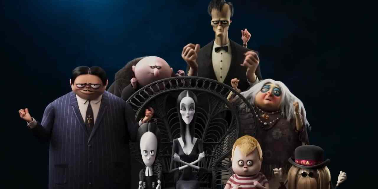 The Addams Family 2: Fun New Trailer 2 Released