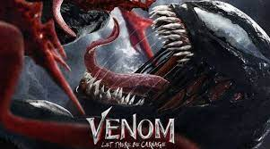 Venom: Let There Be Carnage Gets New Poster & PG-13 Rating
