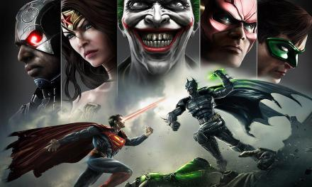 Injustice: Gods Among Us Animated Movie Coming to Your Home October 19th