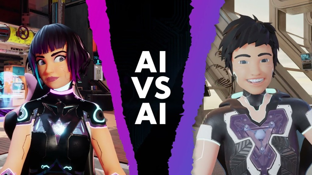 The 2 AIs from Artificial Factions