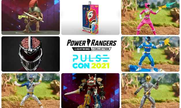 Hasbro Reveals New Lightning Collection Figures And Zords At Pulse Con Event
