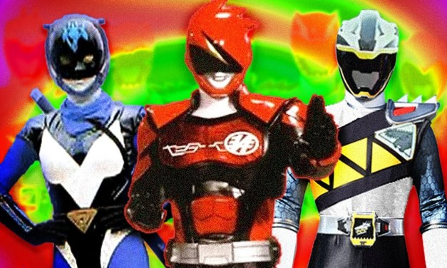 5 Power Rangers Teams You Will Never See In The Show