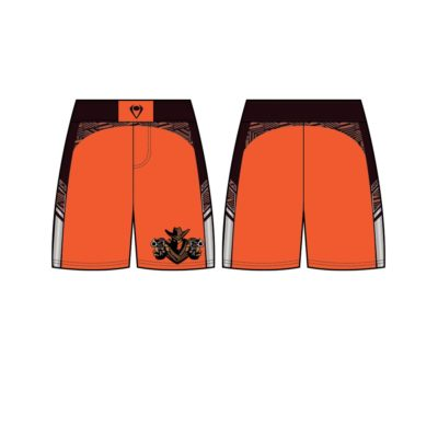 Sublimated Fight Shorts