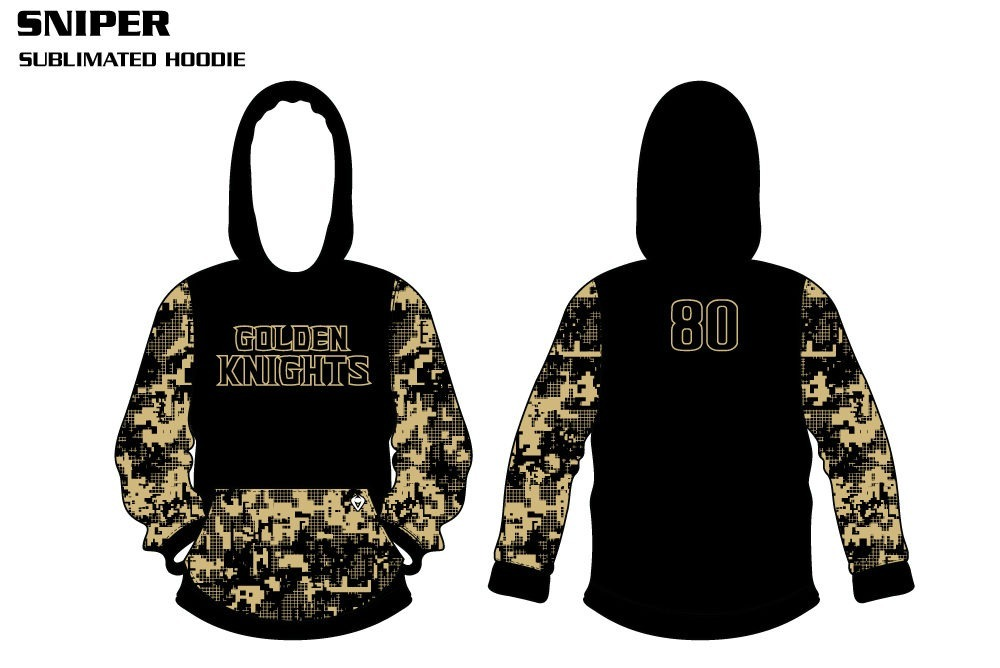 Sniper Sublimated Hoodie
