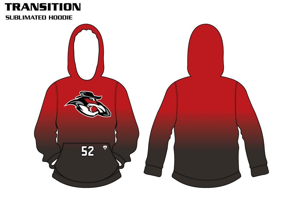 Transition Sublimated Hoodie