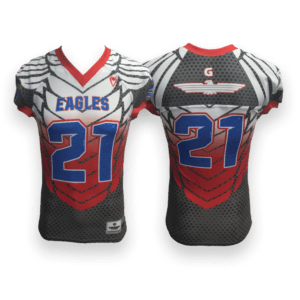 Dirty Bird Custom Sublimated Jersey
