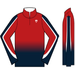 Subimated Quarter-Zip Jackets