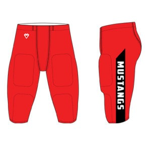 Sublimated Football Pants