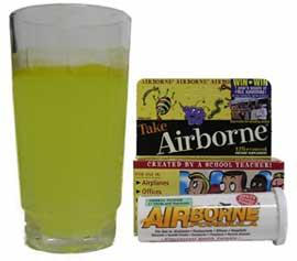 Airborne Effervescent