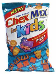 Chex Mix for Kids