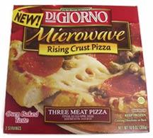 DiGiorno Microwave Rising Crust Pizza