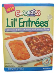 Lil' Entrees