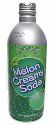 Melon Creamy Soda