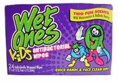 Wet Ones Kids