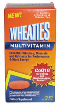 Wheaties Multivitamin
