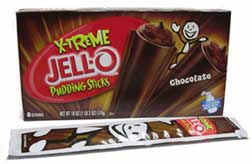 Jello Pudding Sticks