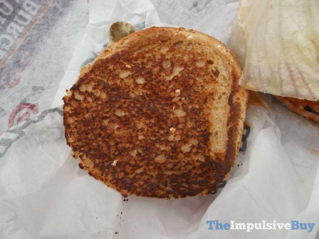 Hardee's Jalapeno Turkey Burger Bun