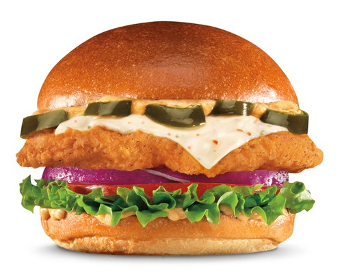 Jalapeno Big Chicken Fillet Sandwich Image