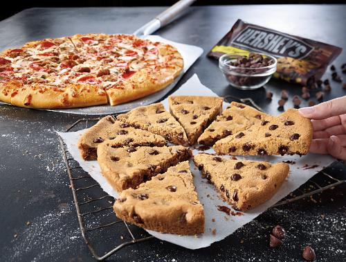 Pizza Hut The Ultimate Hershey s Chocolate Chip Cookie