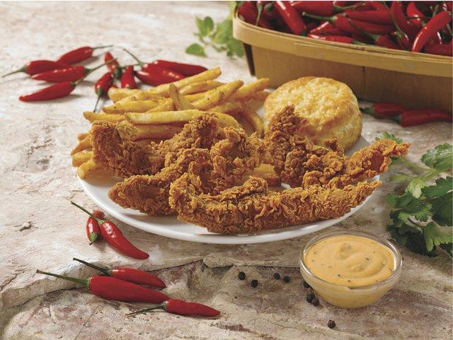 Popeyes Red Stick Chicken