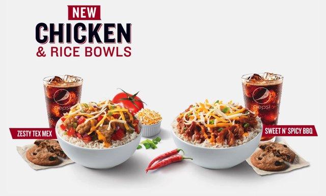 Fast food news kfc chicken rice bowls the impulsive buy kfc chicken rice bowls forumfinder Images