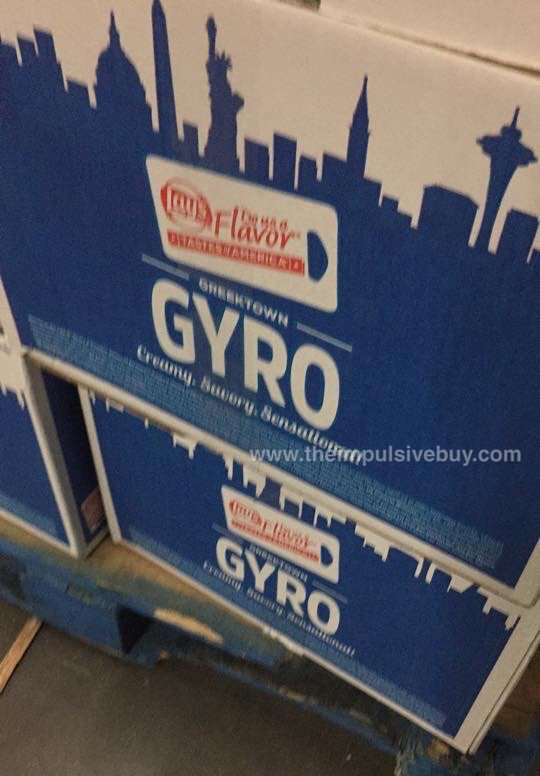 Lay s Do Us a Flavor Greektown Gyro Potato Chips