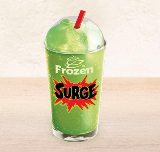 Burger King Frozen Surge