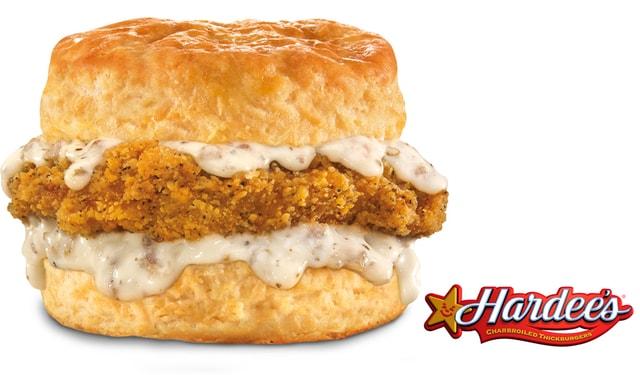 Porkchop Biscuit w 3D HFS Logo