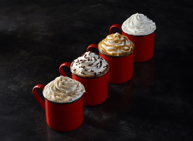 Starbucks Hot Cocoa HOL17
