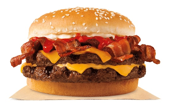 BK BBQ Bacon King