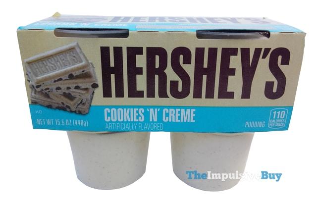 Hershey s Cookies  N Creme Pudding