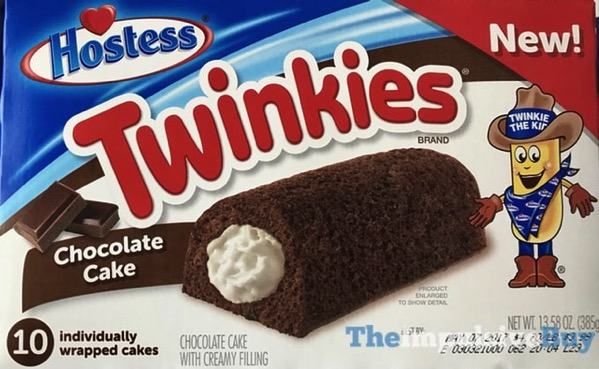 Hostess Chocolate Cake Twinkies Multi Pack