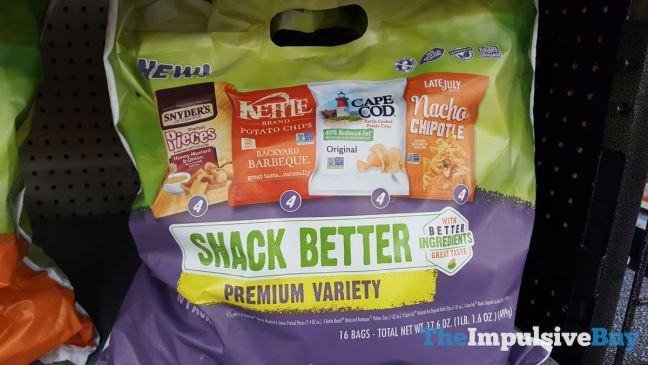 Snack Better Premium Variety