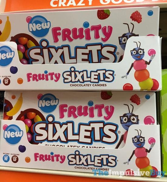 Fruity Sixlets