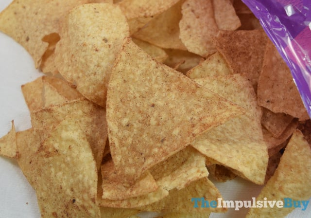 Limited Time Only Tostitos Sopapilla Cinnamon  Sugar Tortilla Chips 3