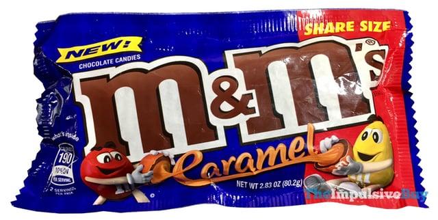 M M s Caramel