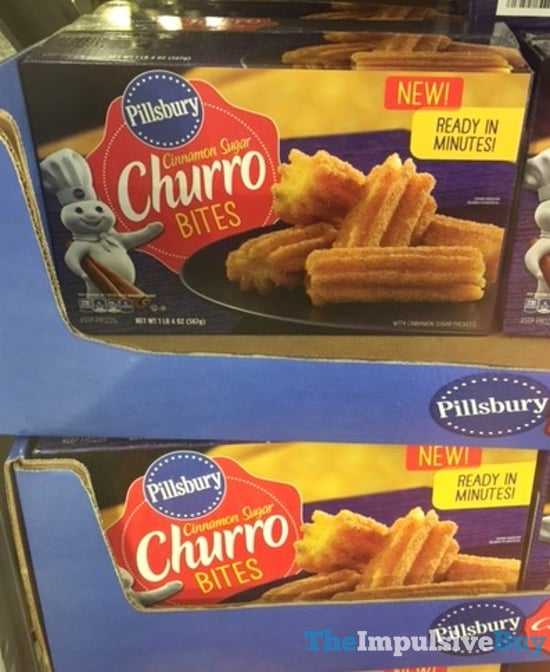 Pillsbury Cinnamon Sugar Churro Bites