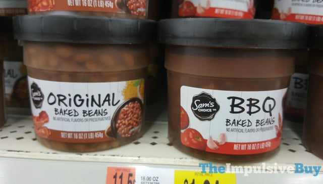 Sam s Choice Original and BBQ Baked Beans