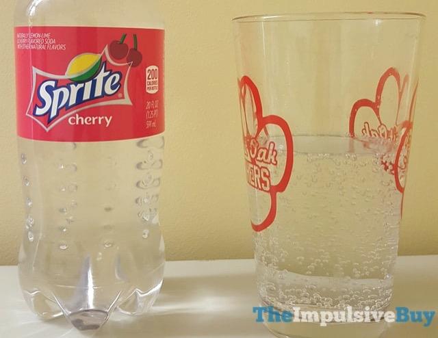 Sprite Cherry and Sprite Cherry Zero 3