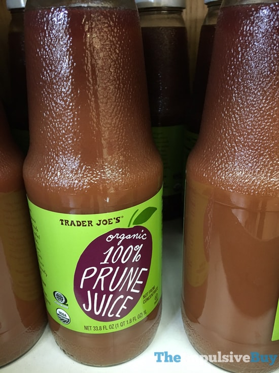 Trader Joe s Organic 100 Prune Juice