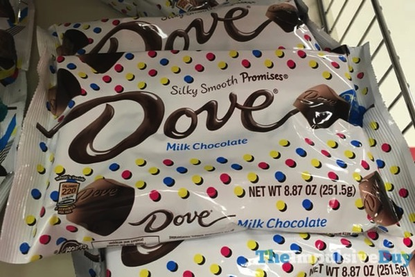Dove Milk Chocolate Promises  Summer Packaging
