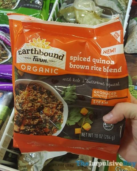 Earthbound Farm Organic Spiced Quinoa Brown Rice Blend