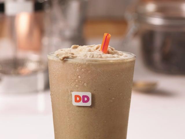 Frozen Dunkin Coffee