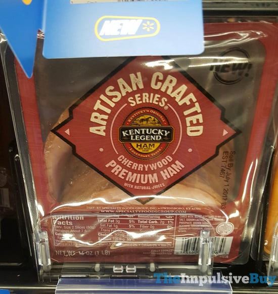 Kentucky Legend Artisan Crafted Series Cherrywood Premium Ham
