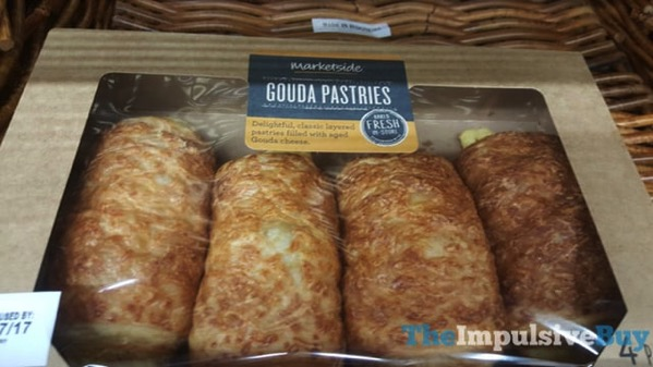 Marketside Gouda Pastries