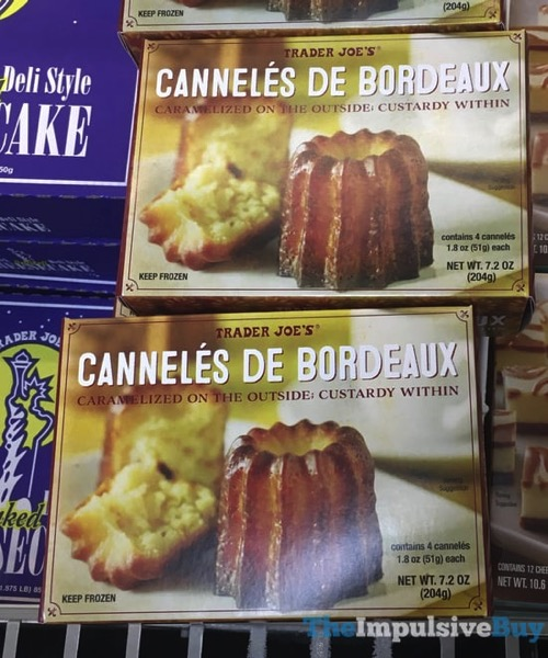 Trader Joe s Canneles De Bordeaux
