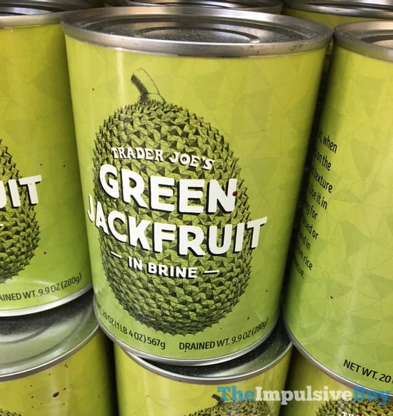 Trader Joe s Green Jackfruit in Brine